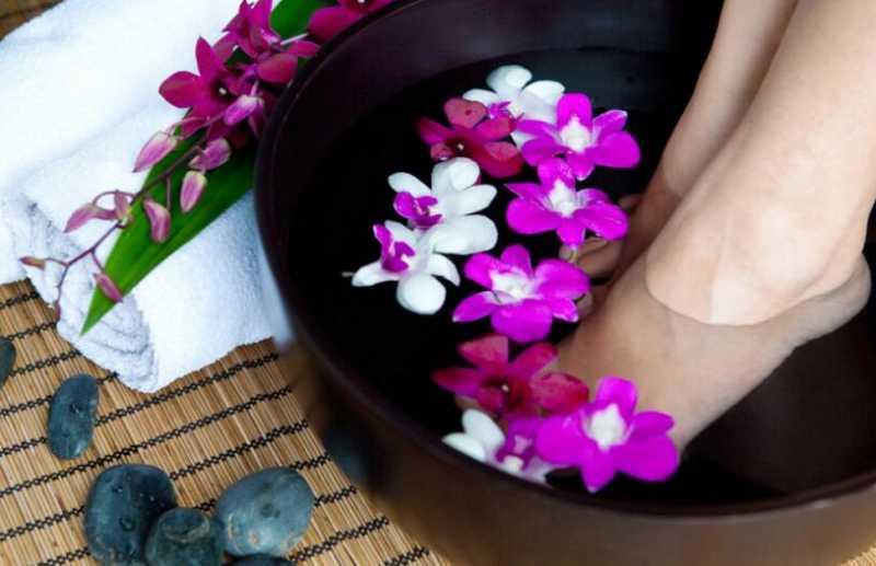 足浴保健,适宜家用的盐水足浴法,一起跟北京按摩往下看看吧!